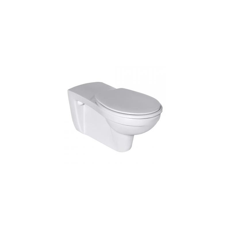 Ideal Standard Connect Freedom Lavado de pared sin barrera, V3404, color: Blanco con Ideal Plus - V3404MA