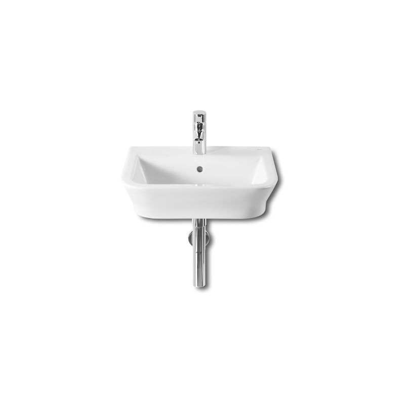 Lavabo Mural The Gap 50X42Cm Blanco - ROCA