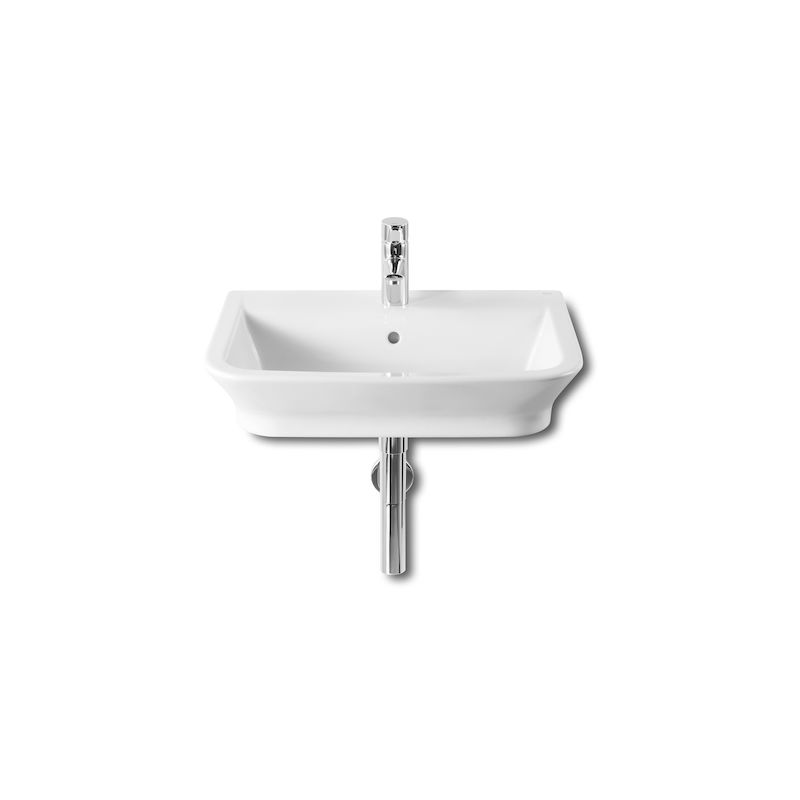 Lavabo Mural The Gap 60X47Cm Blanco - ROCA
