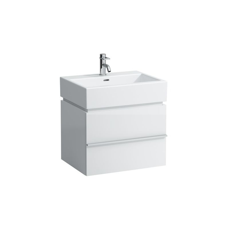 Mueble bajo lavabo Laufen, 1 cajón 455x595x455, apto para lavabo living city 817433, color: multicolor - H4011810759991