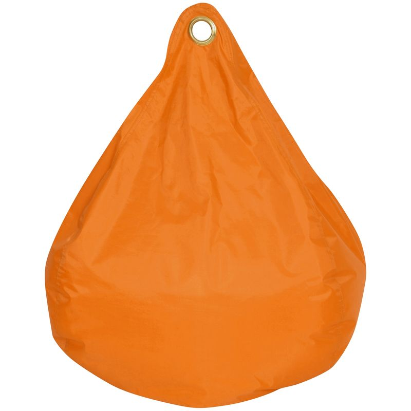 Pouf Pera Color - Naranja - DIRECT LOW COST
