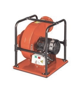 Ventilador-exrtractor RV 180 UNICRAFT