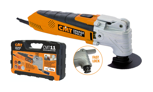Cmt11 300W - Herramienta Oscilante Multifunctional - CMT ORANGE TOOL