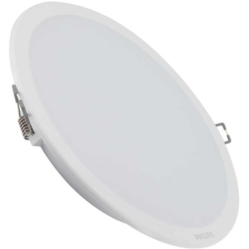 Downlight LED Slim Ledinaire 22W DN065B Blanco Neutro 4000K - EFECTOLED
