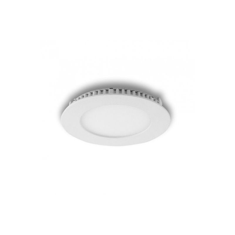 Foco Downlight Led 20W 1500Lm 4000K Empotrar Redondo Megaled