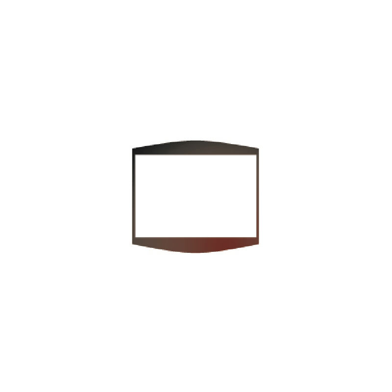 Embellecedor Intermedio Marron Reflex Bjc 21600-Mr