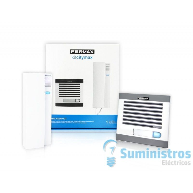 Kit portero electronico Fermax 6201 citimax 1 linea