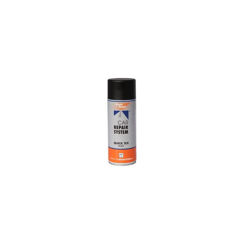 Car Repair - PINTURA TEXTURIZADA EN SPRAY 400 ML  NEGRO
