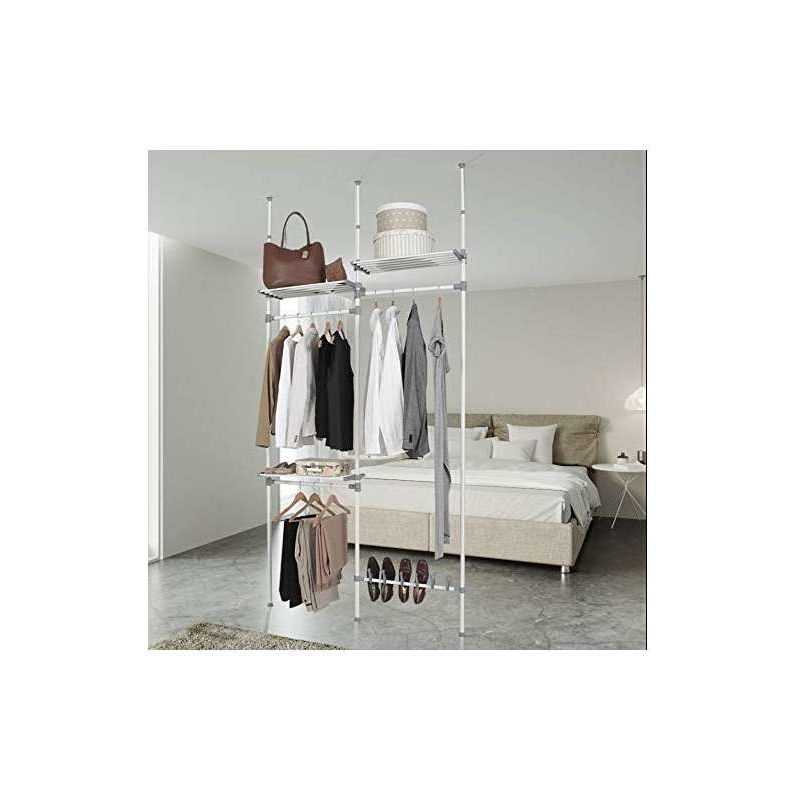 Vestidor doble para dormitorio . - KITCLOSET