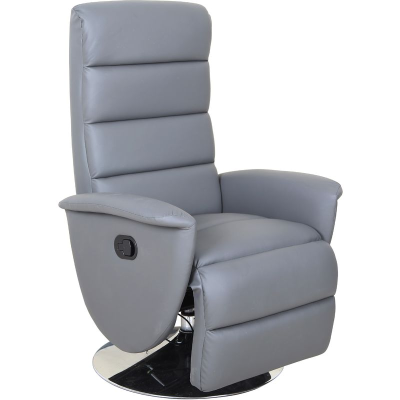 SILLON RELAX NEW STYLE Color: Gris - PRACTICA SHOPPING