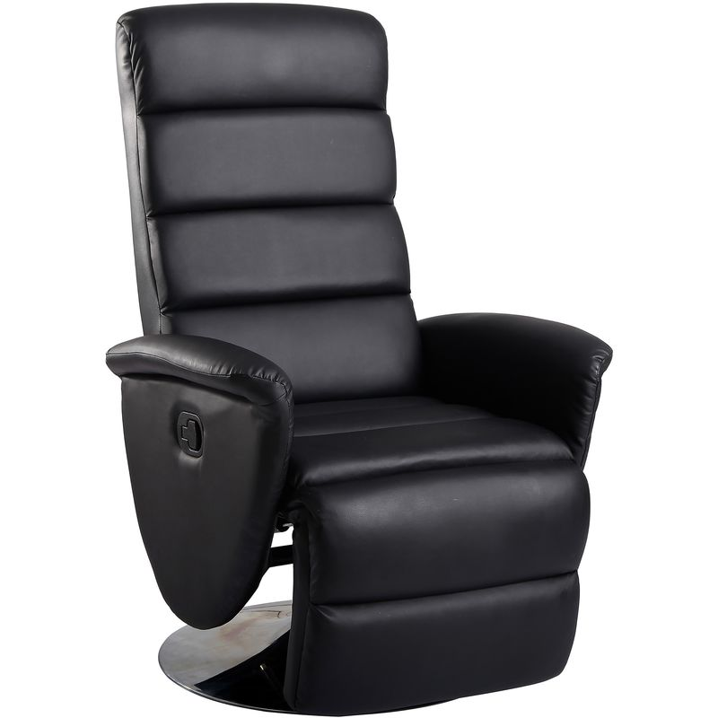 SILLON RELAX NEW STYLE Color: Negro - PRACTICA SHOPPING