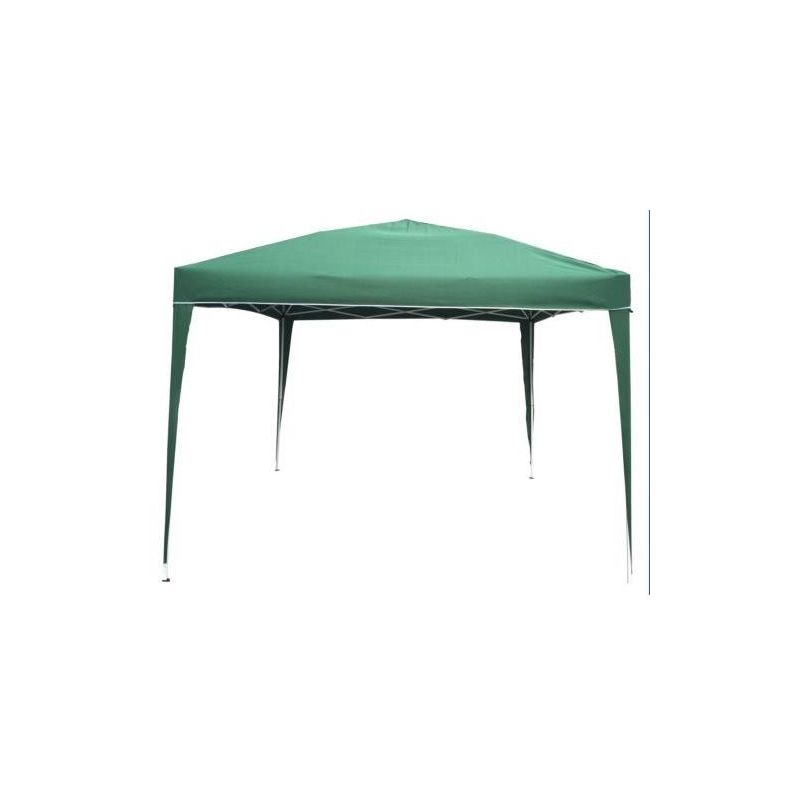Carpa Plegable Aluminio 3X3 M. Verde Gb50015A - JACKWAY