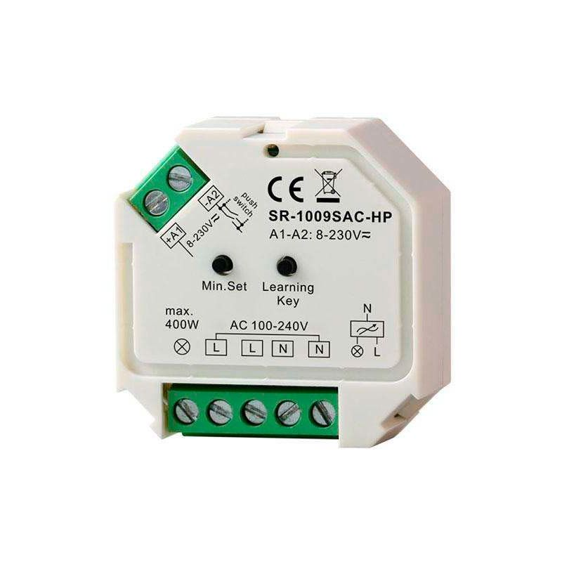 Ledbox - Regulador TRIAC Dimmer 220V, RF-WiFi