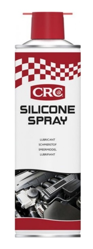 Aceite lubricante silicona 250ml spray silicone crc 250 ml