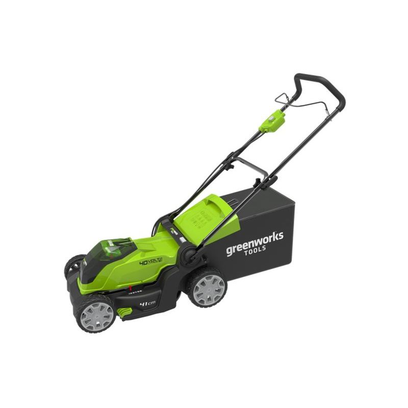 Cortacésped a batería Greenworks G40LM41UB