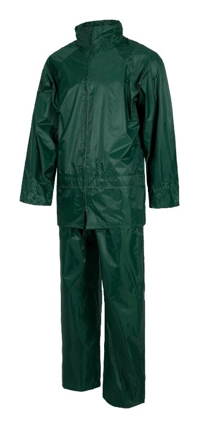 Impermeable Sport 0002S  Verde - L - WORKTEAM