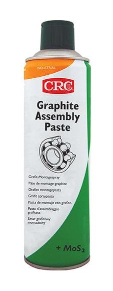 GRAPHITE ASSEMBLY PASTE + MoS2 500ml - Pasta lubricante - CRC