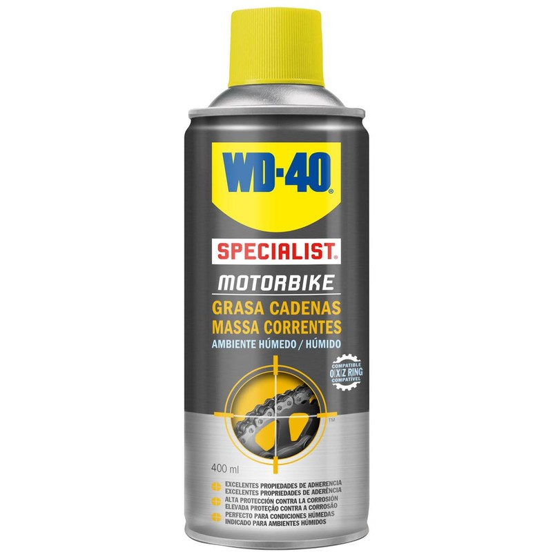 Grasa Aerosol Doble Accion 400 Ml - WD-40 - 34385 - NEOFERR