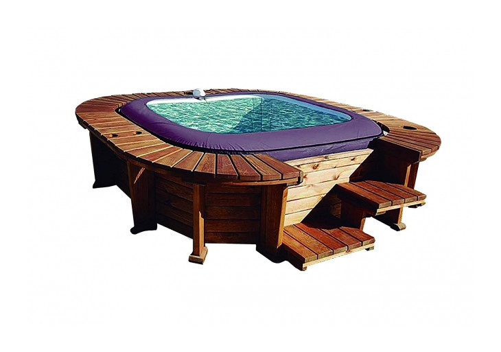 Spa Madera K2O Royal Beach 5-7 personas - KBE54173 - BESTWAY