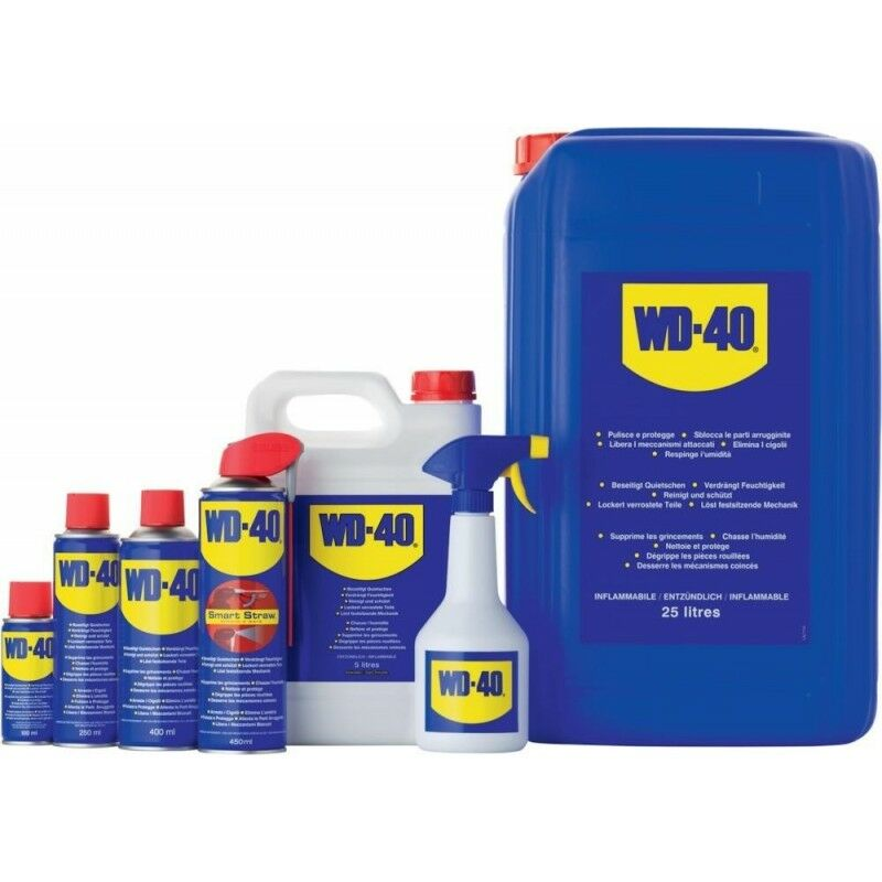 WD-40 Multiprodukt 25 Liter Kanister - NO NAME