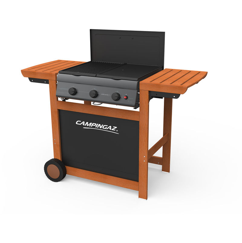 Barbacoa A Gas 3 Series Woody Adelaide - CAMPINGAZ