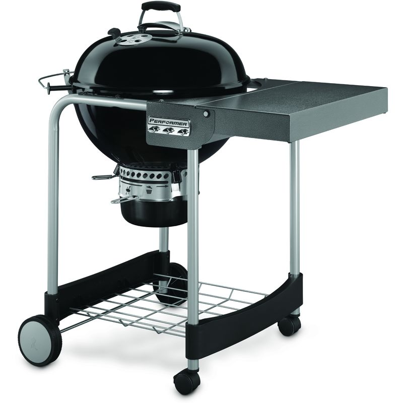 BARBACOA WEBER PERFORMER GBS 57cm BLACK