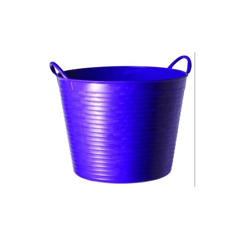Cubo 14L. Flexible Morado Sp14P - ALTUNA