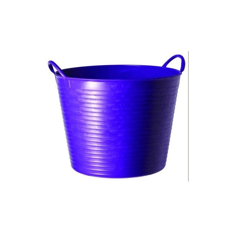 Cubo 38L. Flexible Morado Sp42P - ALTUNA