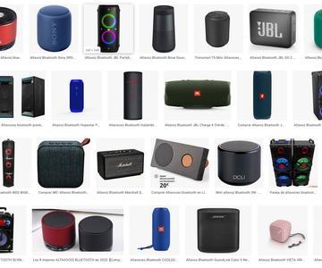 Los principales altavoces Bluetooth