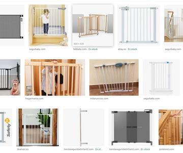 Mejor barrera seguridad niños