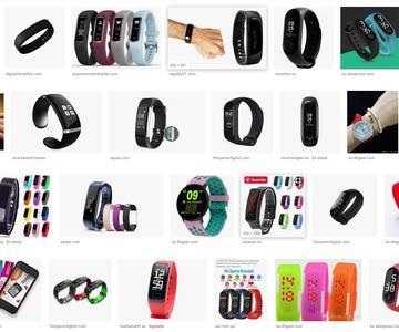 Las mejores pulseras digitales