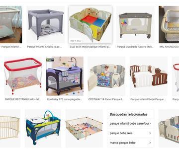 Mejor parque infantil para bebés