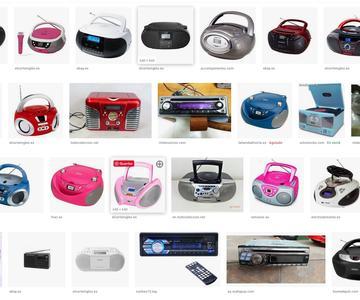 Las mejores radios CD