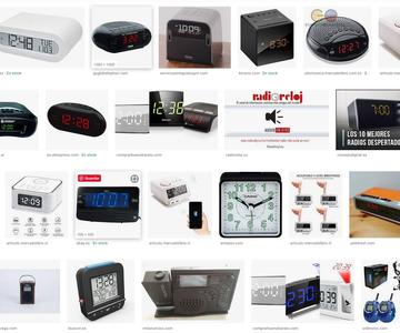 Las mejores radios reloj