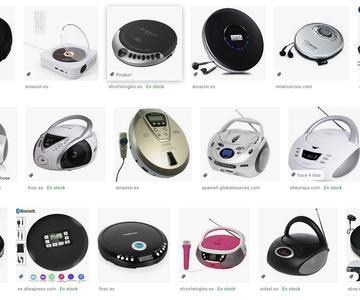 Los mejores reproductores de CD portátiles