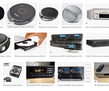 Los mejores reproductores de CD