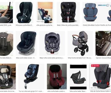 Mejor silla de coche para bebé