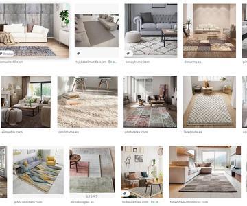 Las mejores alfombras de salón