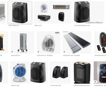 Los mejores calefactores