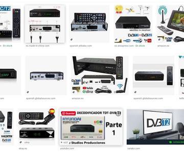 Los mejores decodificadores HD DVB-T