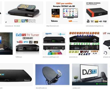 Los mejores decodificadores de TDT por satélite