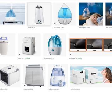Los mejores humidificadores de aire