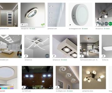 Las mejores luces LED de techo