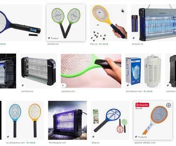 Los principales matamoscas eléctricos