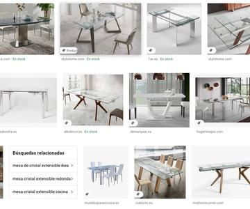 Las mejores mesas de cristal extensibles