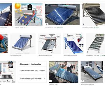 Los mejores calentadores solares de agua