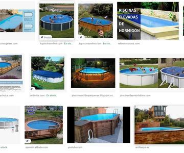 Las mejores piscinas sobre suelo