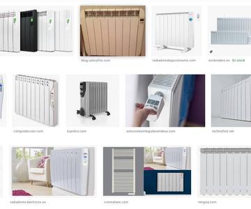 Los mejores radiadores eléctricos
