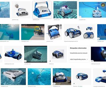 Los mejores robots de piscina