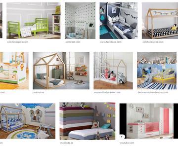 Las mejores camas para bebés
